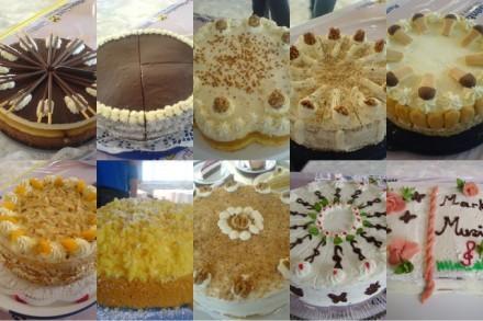 So tolle Kuchen hatten wir wieder!