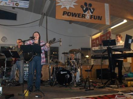 """Die Band """"RundUmLive""""!"""