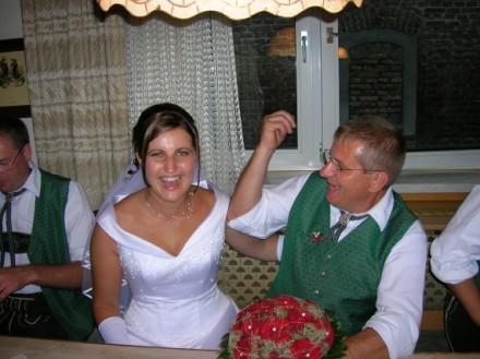 Brautstehlen - lustig war's!