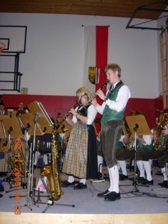 Sonjas und Christophs Solo