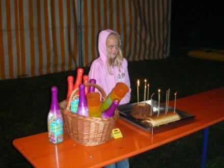 Nicoles Geburtstag
