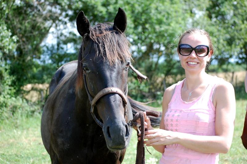 Tyfouda, adopté par Julie en 2015