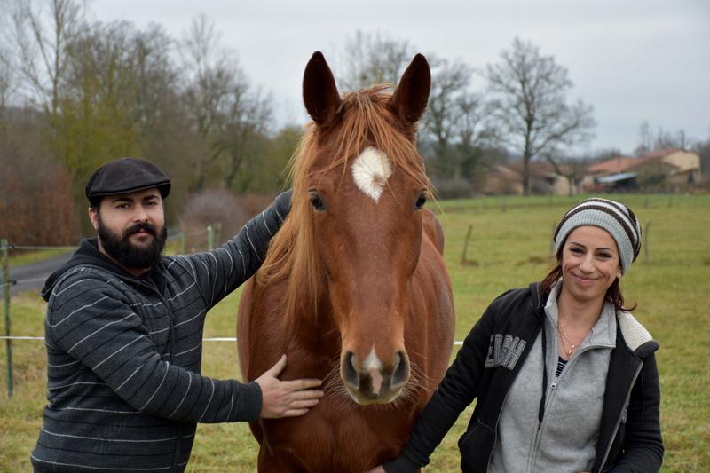 Elikova Berry, adoptée par Laurélie et Patrick en février 2018