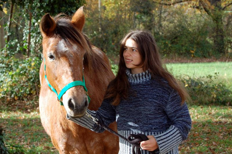 Quetty, adoptée par Gwen en 2010