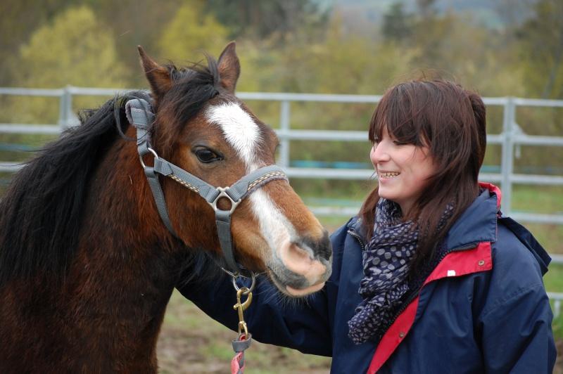Olive, adoptée par Marina en 2012