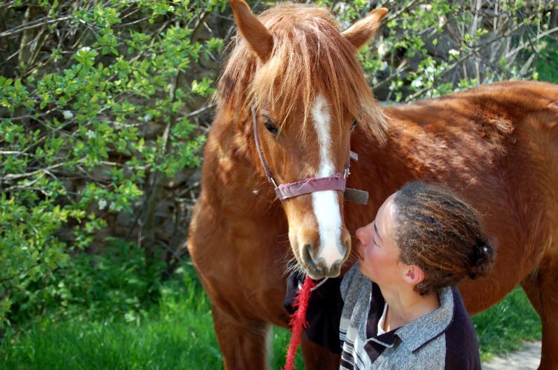 Véra, adoptée par Neilia en 2010