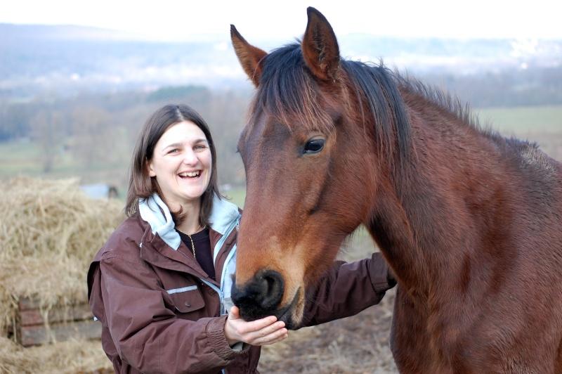 Violetta Geb, adoptée par Stéphanie en 2012