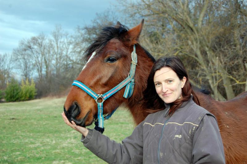 Tornade Dairpet, adoptée par Claire en 2009