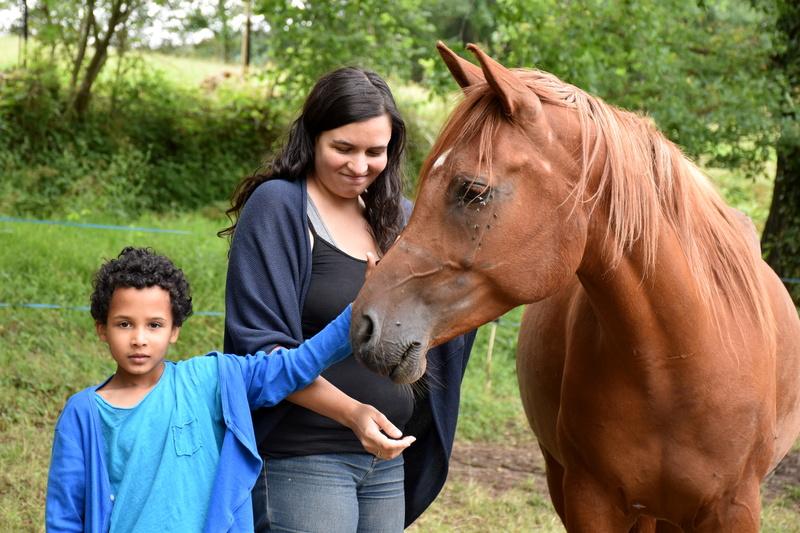 Virus de Chassillac, adopté par Virginie et sa famille en 2017