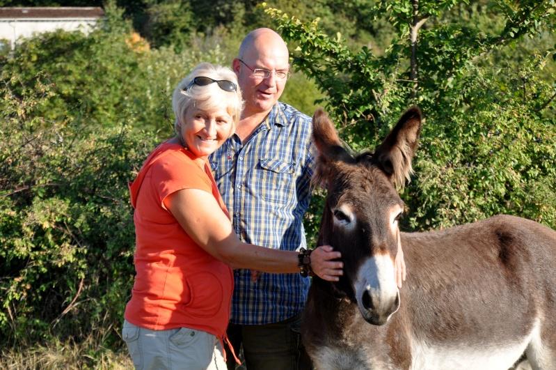 Nanou de Liberté, adopté par Marie et Patrick en 2012