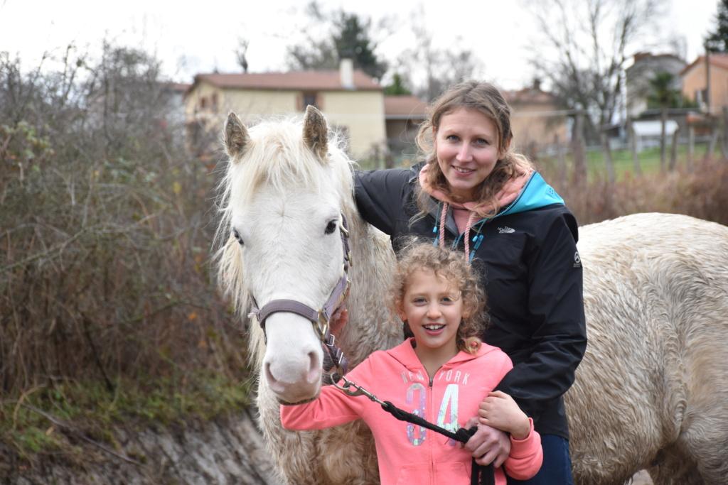 Mountain de liberté adopté par Pauline et Stella