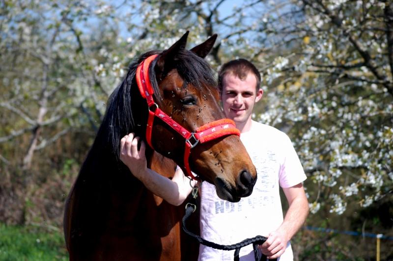 Rella, adoptée par Yoan en 2011