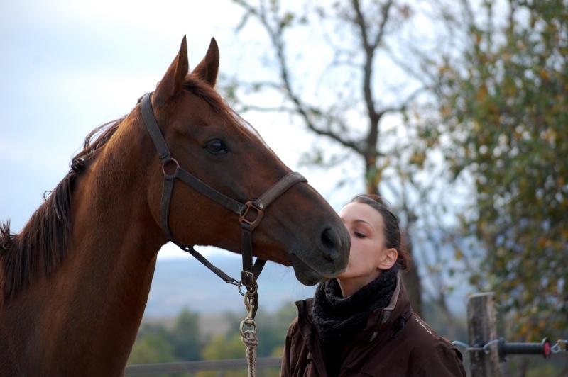 Maiglockchen, adopté par Mélanie en 2012
