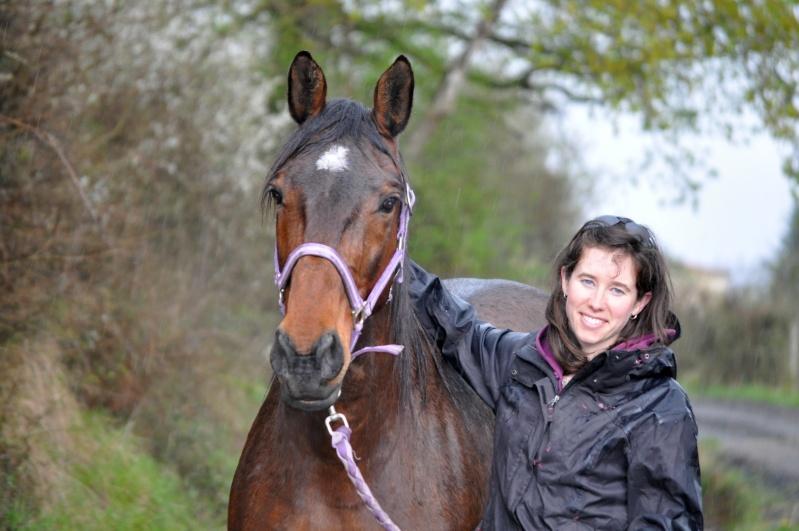 Lancelot des Sapins, adopté par Claire en 2016