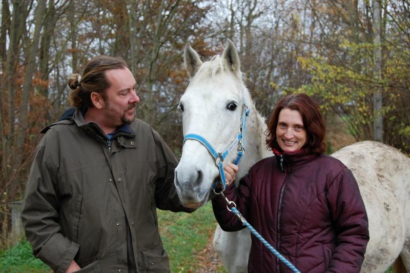 Chiquito, adopté par Julie et Peter en 2008
