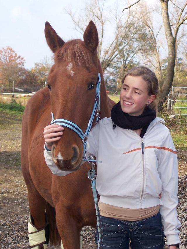 Rivergo, adopté par Manon en 2007