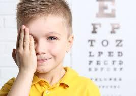 La ambliopía u ojo vago