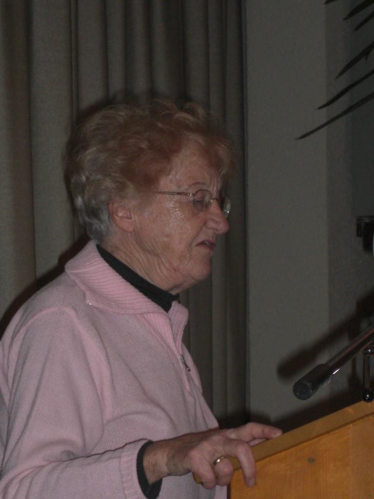 Wilma Siemon († 10. Mai 2011)