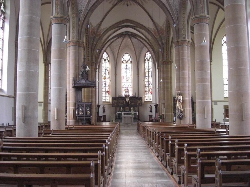 Kirche in Bad Driburg