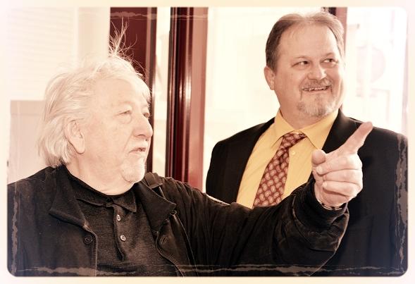 Prof. Helmut Kies & Peter Greiner