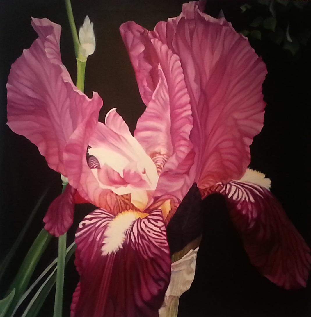 Ölbild von Ingeborg Matula
