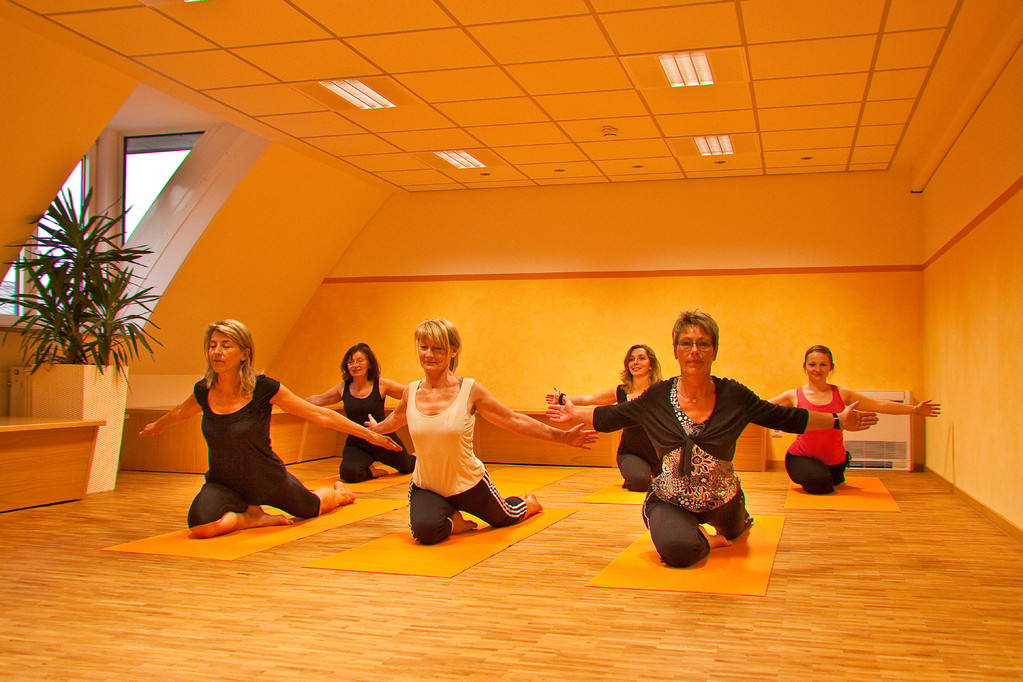 Yoga - Volkshochschule Bayreuth