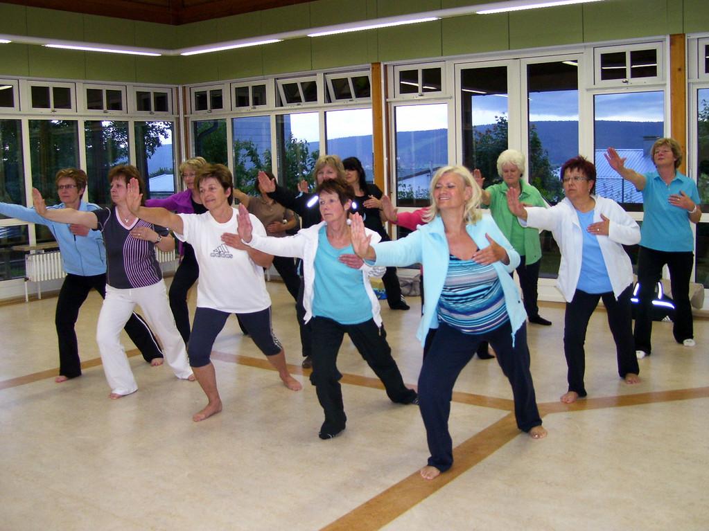 Yoga - Volkshochschule Fichtelberg