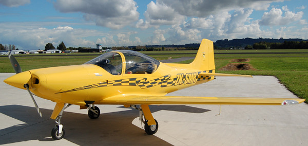 Falco F8.L Airplane