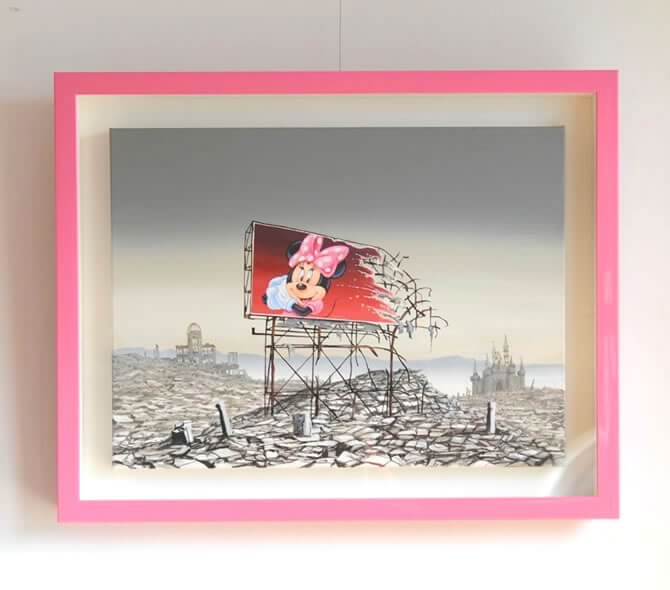 Jeff Jillet(ジェフ・ジレット)Minnie Hiroshima