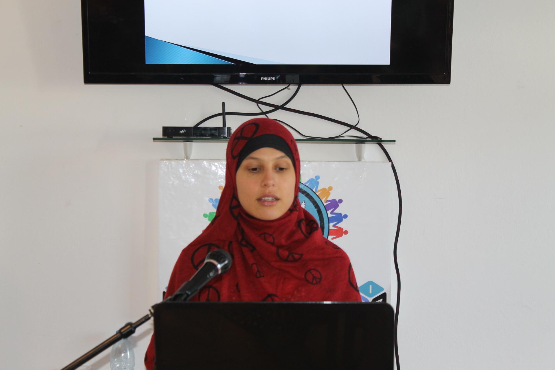 Vortrag über Terrorismus