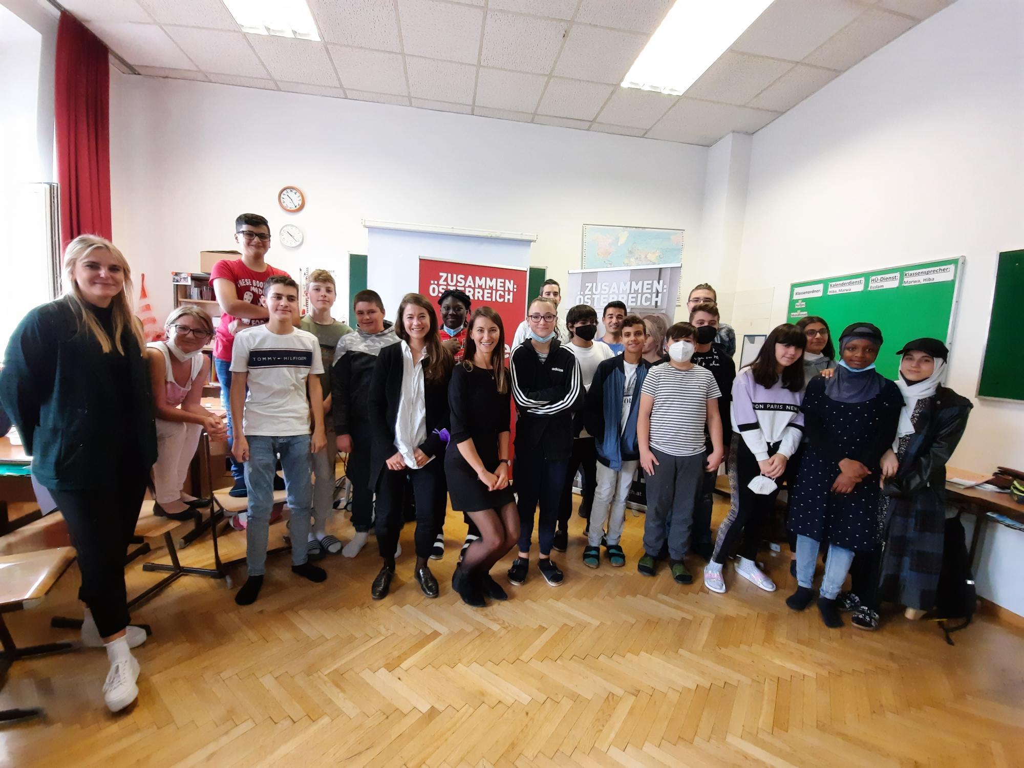 Integrationsfonds Workshop