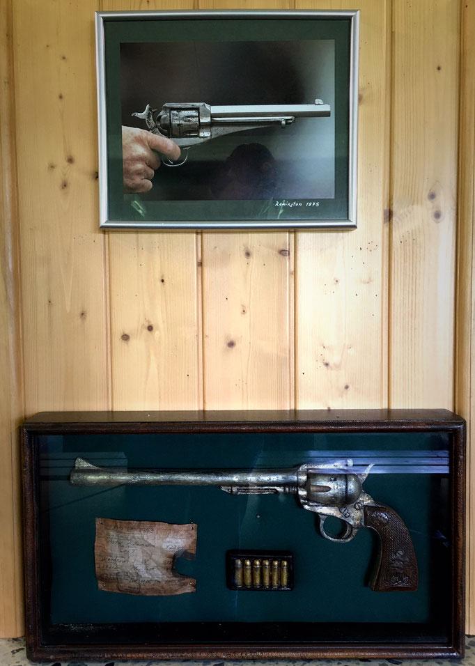 Einstimmung auf das Revolverschiessen Bülach 2016