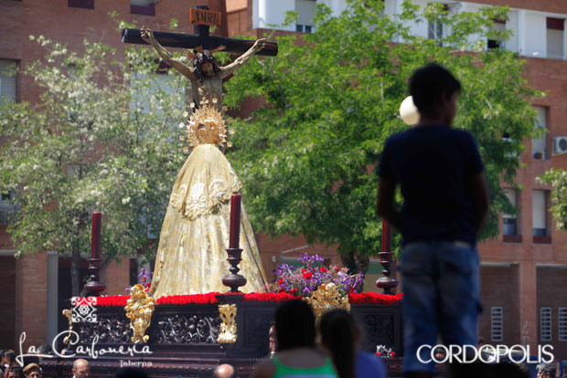 Barrio de Palmeras. Semana Santa 2014