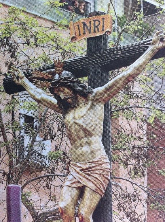 Stmo. Cristo de la Piedad