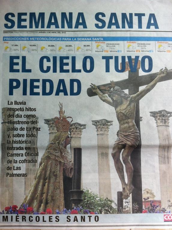 Titular Prensa 2012