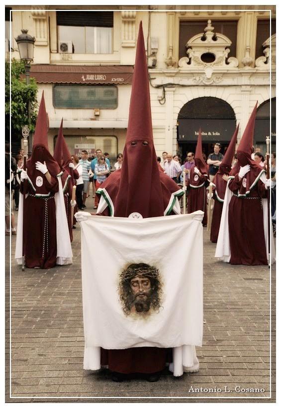Recorrido Semana Santa 2014