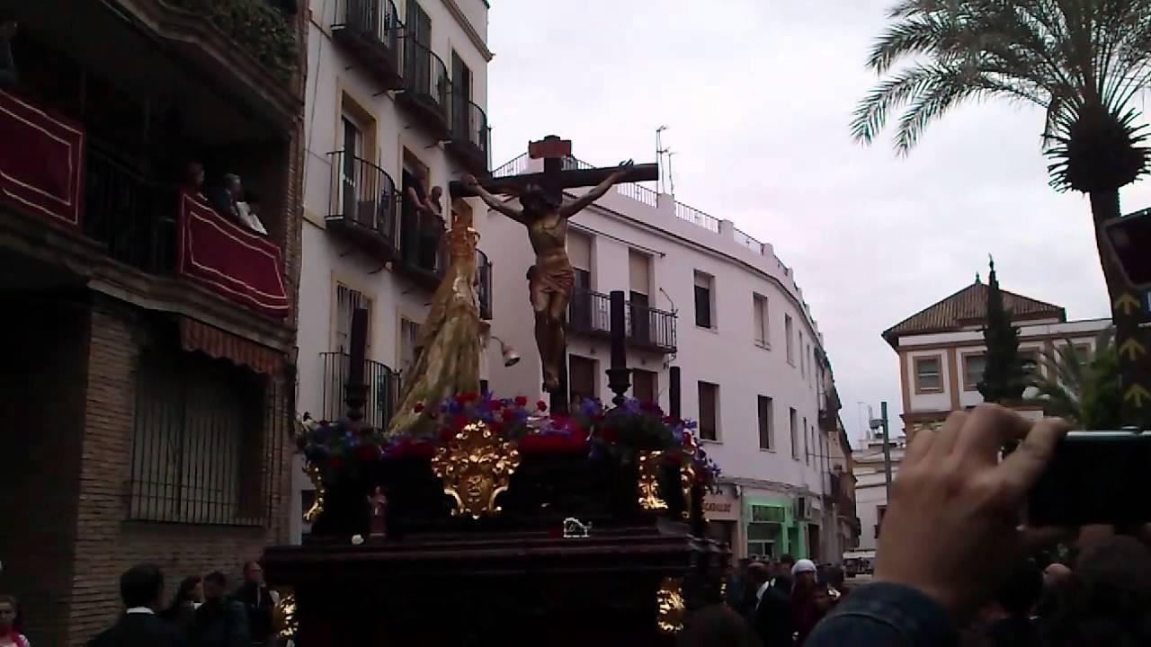 Plaza de Ramón y Cajal. Semana Santa 2014