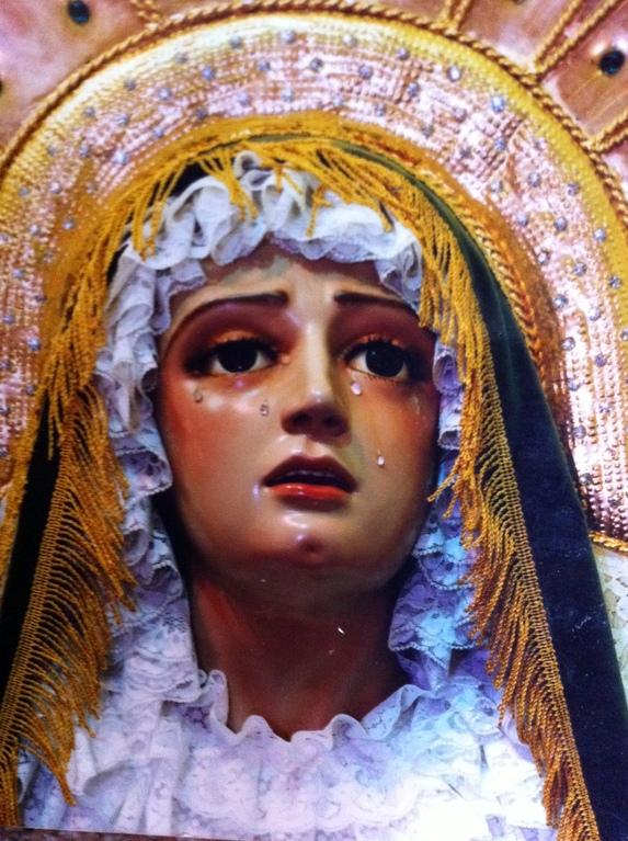 Stma. Virgen de Vida, Dulzura y Esperanza Nuestra
