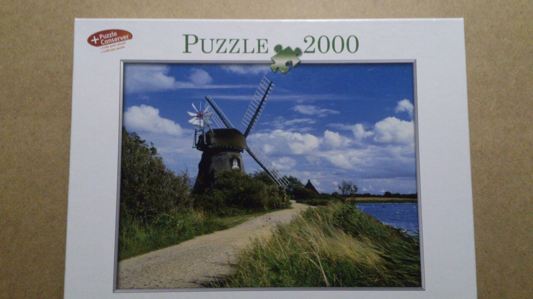 Puzzle Windmühle