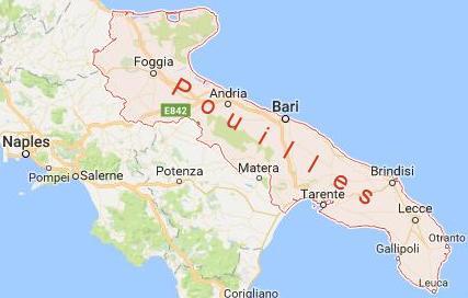 La région des Pouilles (Italie du Sud) - Voyages en camping-car ...
