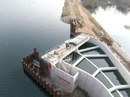Wasserkraftwerk Breisach (Bild: CTE