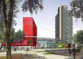 "Einkaufszentrum "" Porte Jeune"" - Mulhouse"
