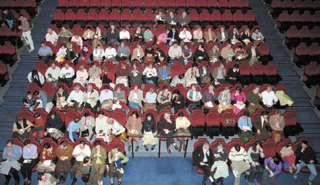 Se busca dinamizar la asistencia a la sala con diversas actuaciones. (Foto: DN)