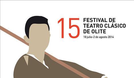 Cartel del Festival de Teatro Clásico de Olite