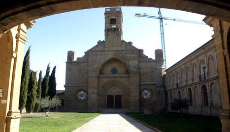 Monasterio de la Oliva (Foto: Archivo Diario de Navarra/Sesma)