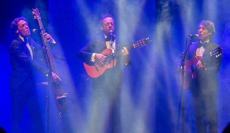 Un momento de la actuación de Café Quijano. (Foto: Montxo A. G.)