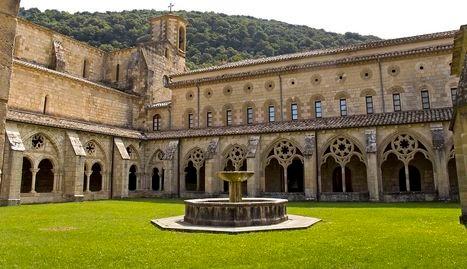Monasterio de Iranzu. (Foto: Archivo DN)