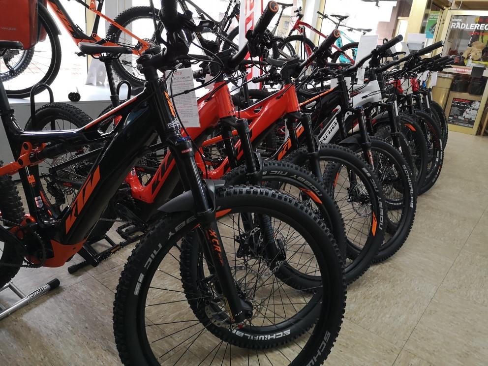 Neue Bikes