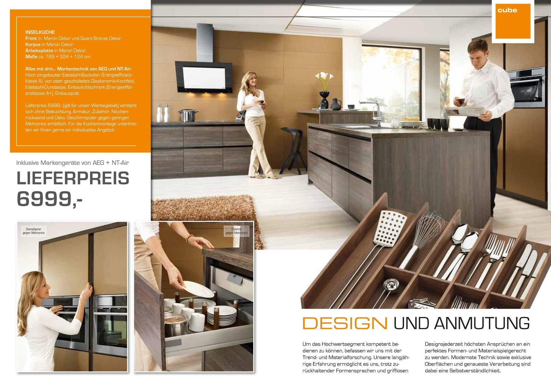 Küchen Impressionen und Ideen ! - GRODI - Ihr Hausgeräte- und ...