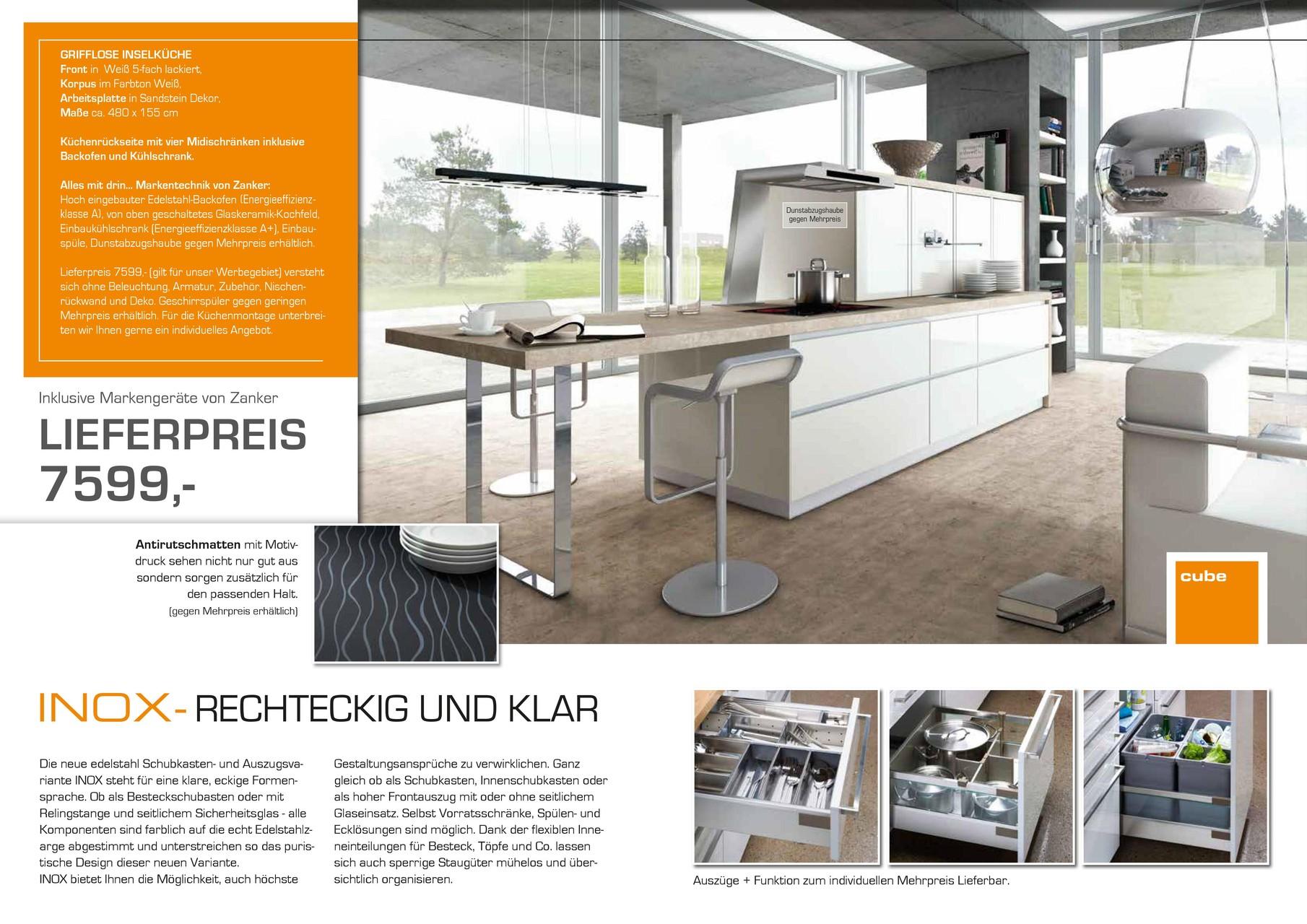 Küche kaufen: Impressionen und Ideen ! - GRODI - Ihr ...